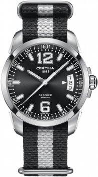 zegarek męski Certina C016.410.18.057.00