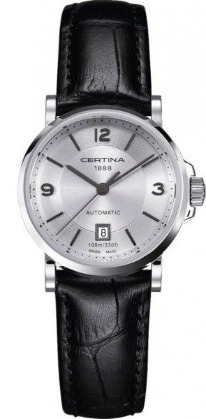 Zegarek damski Certina ds caimano C017.207.16.037.00 - duże 3