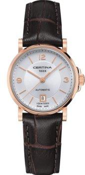 zegarek damski Certina C017.207.36.037.00