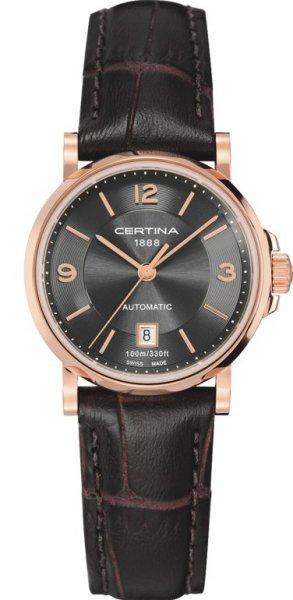 Zegarek Certina  C017.207.36.087.00 - duże 1