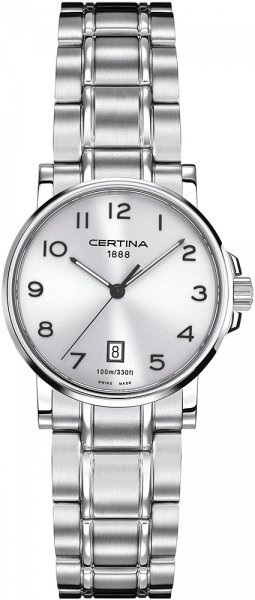 Zegarek Certina C017.210.11.032.00 - duże 1