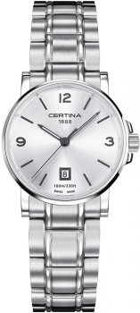 Zegarek damski Certina DS Caimano C017.210.11.037.00 - zdjęcie 1
