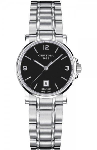 Zegarek Certina C017.210.11.057.00 - duże 1