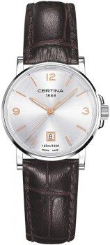 zegarek DS Caimano Certina C017.210.16.037.01