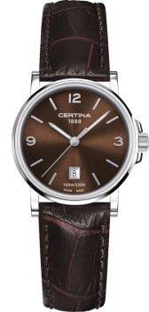 zegarek DS Caimano Lady Certina C017.210.16.297.00