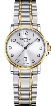 zegarek damski Certina C017.210.22.032.00