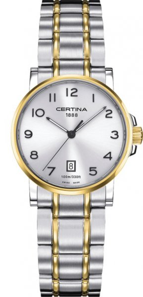 Zegarek Certina C017.210.22.032.00 - duże 1