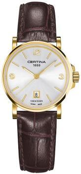 zegarek  DS Caimano Lady Certina C017.210.36.037.00