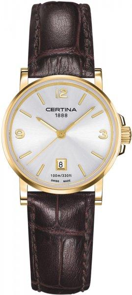 Zegarek Certina C017.210.36.037.00 - duże 1