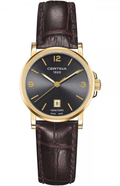Zegarek damski Certina ds caimano C017.210.36.087.00 - duże 3