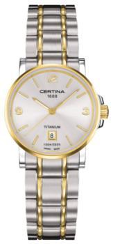 zegarek damski Certina C017.210.55.037.00
