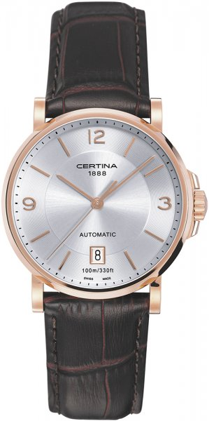 Zegarek męski Certina ds caimano C017.407.36.037.00 - duże 1