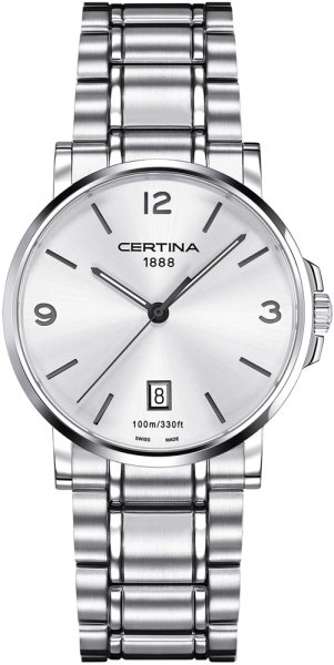 Zegarek Certina  C017.410.11.037.00 - duże 1