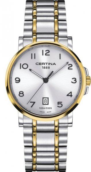 Zegarek męski Certina ds caimano C017.410.22.032.00 - duże 1
