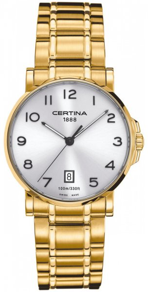 Zegarek Certina DS Caimano - męski  - duże 3