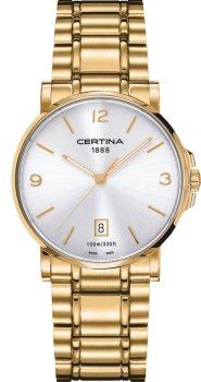 Zegarek męski Certina DS Caimano C017.410.33.037.00 - zdjęcie 1