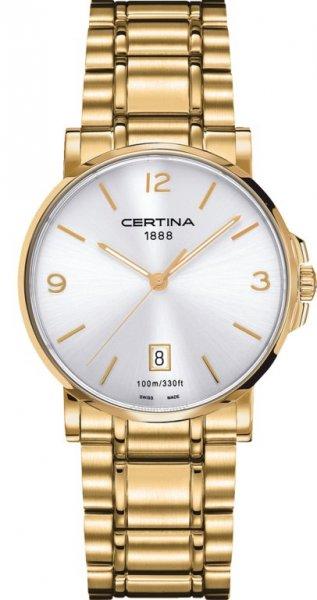 Zegarek Certina C017.410.33.037.00 - duże 1