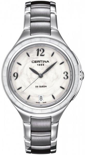 Zegarek damski Certina ds queen C018.210.11.017.00 - duże 1