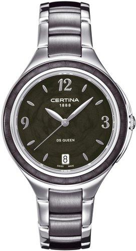 Zegarek damski Certina ds queen C018.210.11.057.00 - duże 1