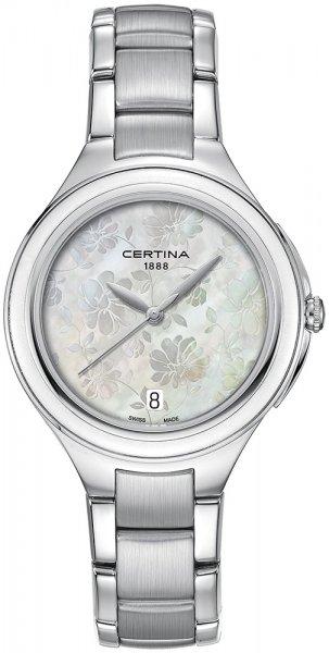 Zegarek damski Certina ds queen C018.210.11.110.00 - duże 1