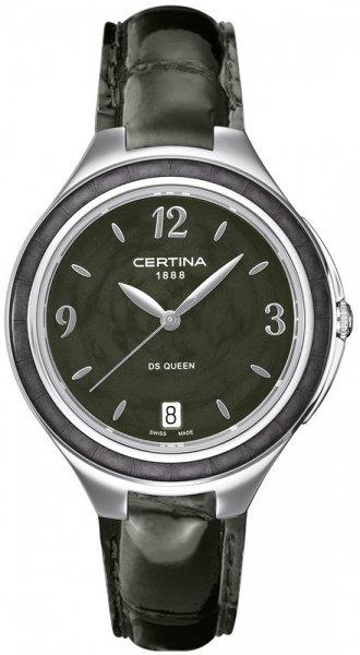 Zegarek damski Certina ds queen C018.210.16.057.00 - duże 1
