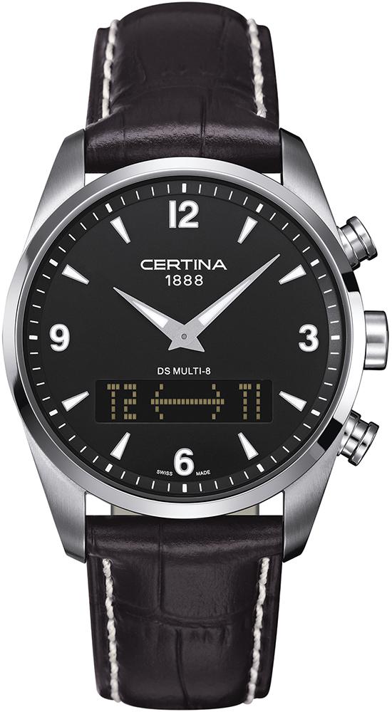 Certina C020.419.16.057.00 DS Multi-8 DS Multi-8
