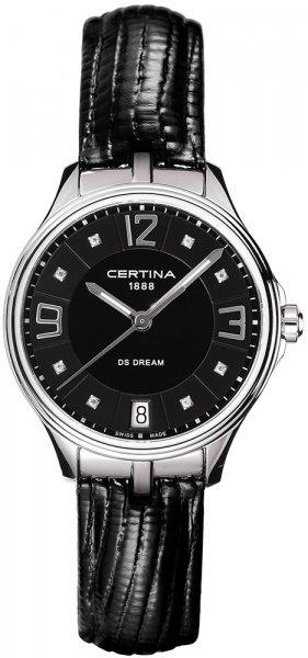 Zegarek damski Certina ds dream C021.210.16.056.00 - duże 1