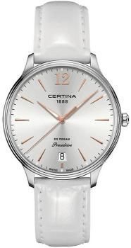 zegarek damski Certina C021.810.16.037.01