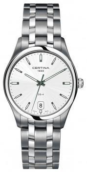 zegarek  DS-4 40 mm Certina C022.610.11.031.00