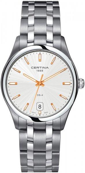 Zegarek męski Certina ds-4 C022.610.11.031.01 - duże 1