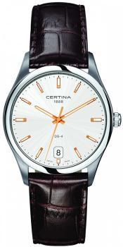zegarek  DS-4 40 mm Certina C022.610.16.031.01