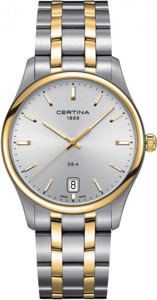 Zegarek męski Certina ds-4 C022.610.22.031.00 - duże 1