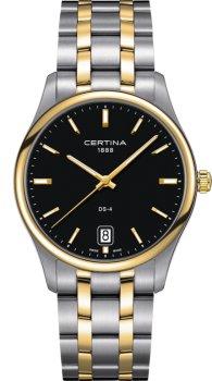 zegarek  DS-4 40 mm Certina C022.610.22.051.00