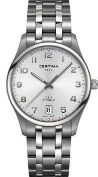 zegarek męski Certina C022.610.44.032.00