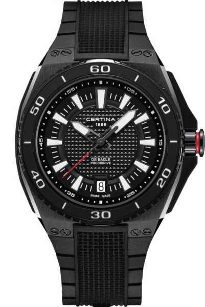 Zegarek Certina C023.710.17.051.00 - duże 1