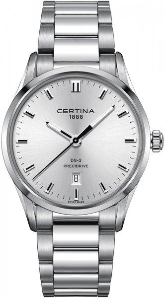 Zegarek Certina C024.410.11.031.20 - duże 1