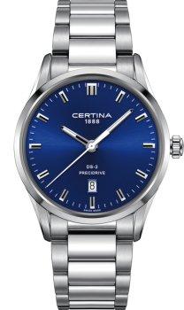 zegarek męski Certina C024.410.11.041.20
