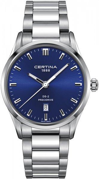 Zegarek Certina C024.410.11.041.20 - duże 1