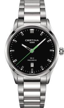 zegarek męski Certina C024.410.11.051.20