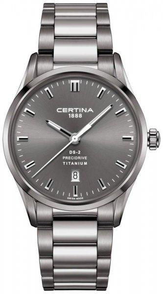 Zegarek Certina C024.410.44.081.20 - duże 1