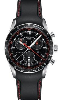 zegarek DS-2 Chronograph 1/100 sec Certina C024.447.17.051.03