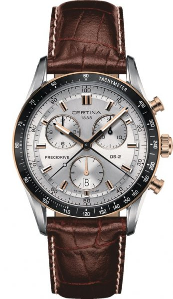 Zegarek męski Certina ds-2 C024.447.26.031.00 - duże 3