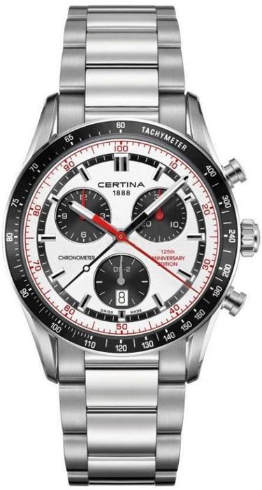 Zegarek męski Certina ds-2 C024.448.11.031.00 - duże 3