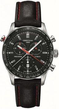 zegarek DS-2 Chrono Flyback Precidrive Certina C024.618.16.051.00