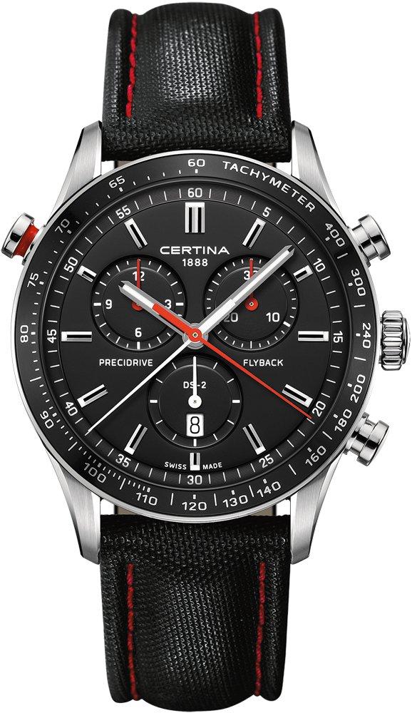 Zegarek męski Certina  C024.618.16.051.00 - zdjęcie 1
