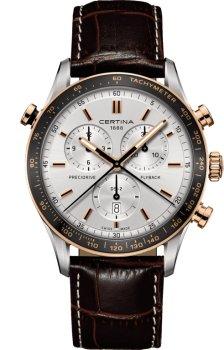 zegarek DS-2 Chronograph Flyback Certina C024.618.26.031.00