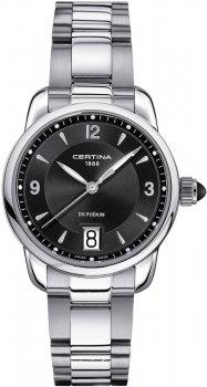 zegarek DS Podium Lady Certina C025.210.11.057.00