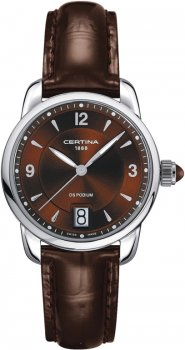 zegarek damski Certina C025.210.16.297.00