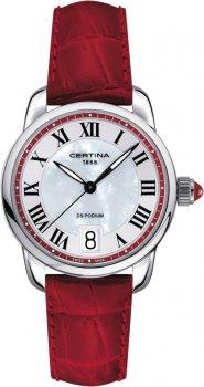 zegarek damski Certina C025.210.16.428.00