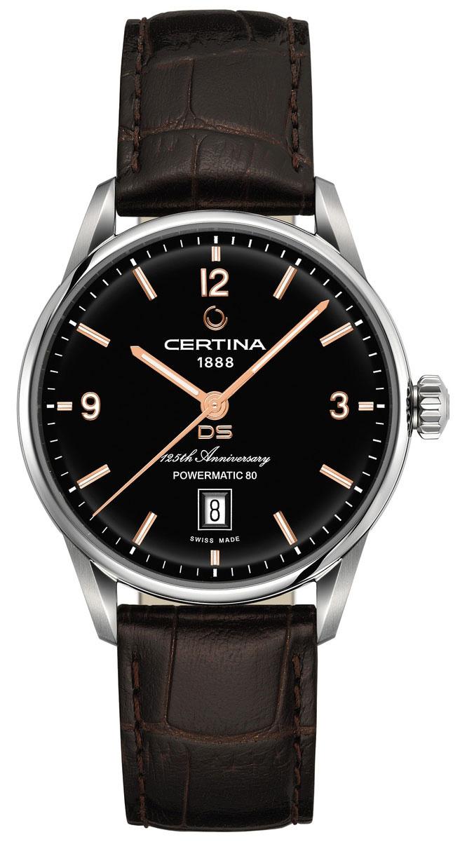 Zegarek męski Certina męskie C026.407.16.057.10 - duże 1
